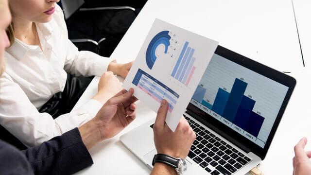 wykresy analiza marketingowa